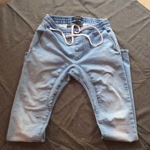 Men's pac sun denim skinny jeans